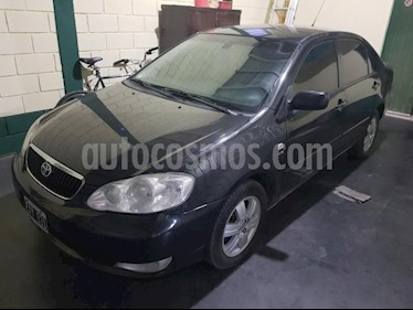 Foto venta Auto Usado Toyota Corolla 1.8 SE-G Aut (2005) color Negro precio $190.000