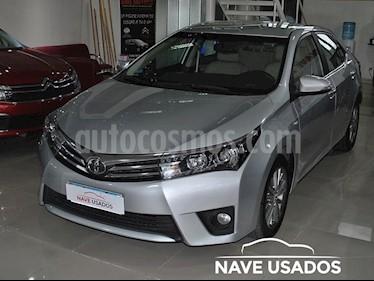 Foto venta Auto usado Toyota Corolla 1.8 SE-G CVT (2016) color Gris precio $590.000