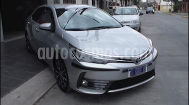 Foto venta Auto usado Toyota Corolla 1.8 SE-G CVT (2017) color Gris Plata  precio $939.900