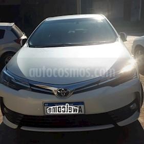 Foto venta Auto usado Toyota Corolla 1.8 SE-G CVT (2017) color Blanco precio $840.000