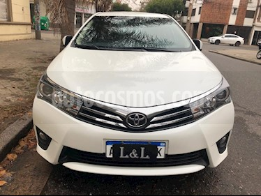 Foto venta Auto usado Toyota Corolla 1.8 SE-G CVT (2016) color Blanco precio $820.000