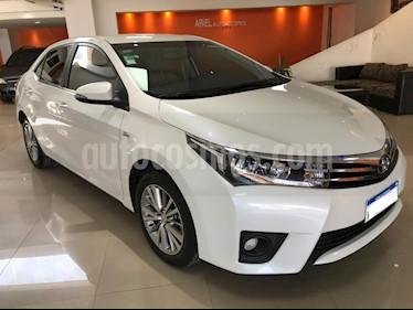 Foto venta Auto usado Toyota Corolla 1.8 SE-G CVT (2016) color Blanco precio $869.000