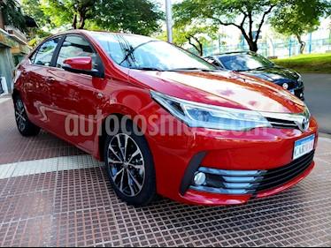 Foto venta Auto usado Toyota Corolla 1.8 SE-G CVT (2019) color Rojo precio $1.110.000