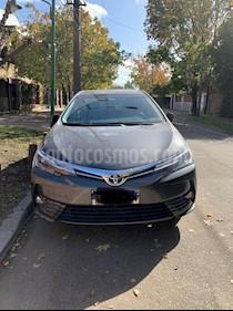 Foto venta Auto usado Toyota Corolla 1.8 SE-G CVT (2018) color Gris Oscuro precio $930.000