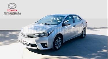 Foto venta Auto usado Toyota Corolla 1.8 SE-G (2016) color Gris Claro precio $730.000