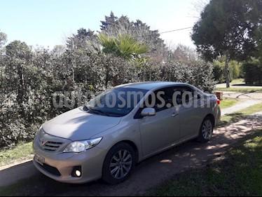 Foto venta Auto usado Toyota Corolla 1.8 SE-G (2012) color Gris precio $375.000