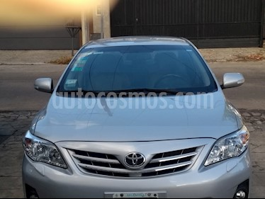 Toyota Corolla 1.8 SE-G usado (2012) color Gris Plata  precio $398.500