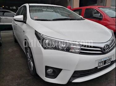 Toyota Corolla 1.8 SE-G usado (2014) color Blanco precio $625.000