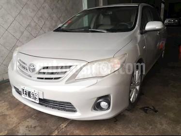foto Toyota Corolla 1.8 SE-G usado (2013) color Gris Plata  precio $355.000