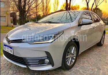 Toyota Corolla 1.8 XEi 2016-2017 usado (2016) color Gris precio $690.000
