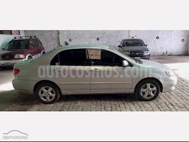 Toyota Corolla 1.8 XEi 2016-2017 usado (2005) color Gris Claro precio $199.900