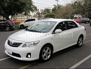 Foto venta Auto usado Toyota Corolla 1.8 XEi Aut (2012) color Blanco precio $440.000