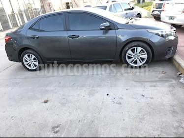Foto venta Auto usado Toyota Corolla 1.8 XEi Aut (2014) color Gris Oscuro precio $490.000