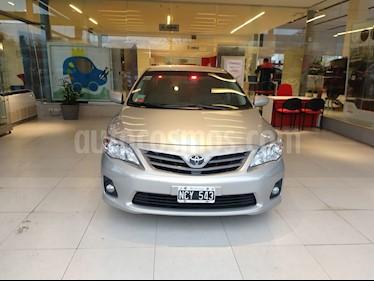 Foto venta Auto usado Toyota Corolla 1.8 XEi Aut (2013) color Dorado precio $455.000