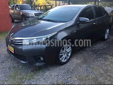 Foto Toyota Corolla 1.8 XEi Aut usado (2014) color Gris Oscuro precio $485.000