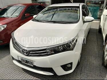 Foto venta Auto usado Toyota Corolla 1.8 XEi Aut (2014) color Blanco precio $499.000