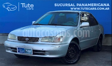 Foto venta Auto usado Toyota Corolla 1.8 XEi Aut (2001) color Gris Claro precio $155.000