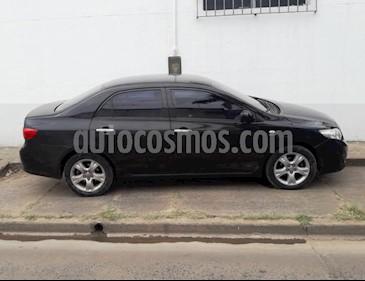 Toyota Corolla 1.8 XEi Aut usado (2008) color Negro precio $315.000