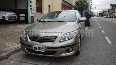 Foto venta Auto usado Toyota Corolla 1.8 XEi Aut (2009) color Beige precio $285.000