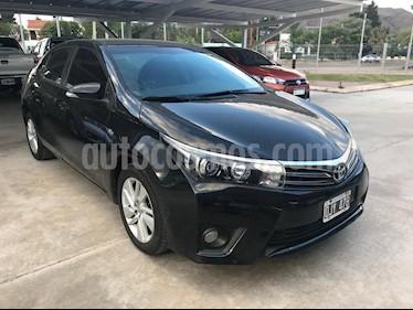 Foto venta Auto usado Toyota Corolla 1.8 XEi Aut (2014) color Negro precio $760.000