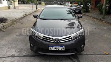 Foto venta Auto usado Toyota Corolla 1.8 XEi Aut  (2017) color Gris Oscuro precio $620.000