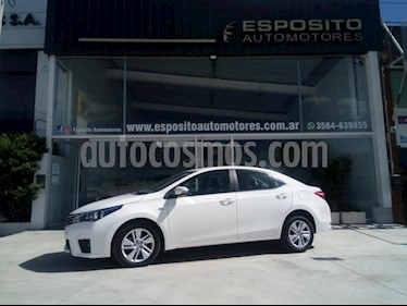 Foto venta Auto usado Toyota Corolla 1.8 XEi CVT (2016) color Blanco precio $550.000