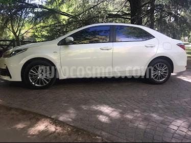 Foto venta Auto Usado Toyota Corolla 1.8 XEi CVT (2018) color Blanco Perla