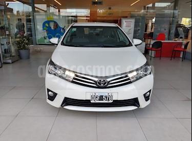 Foto venta Auto usado Toyota Corolla 1.8 XEi CVT (2014) color Blanco precio $450.000