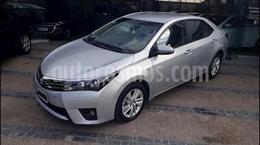 Foto venta Auto usado Toyota Corolla 1.8 XEi CVT (2014) color Gris Claro precio $310.000
