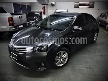 Foto venta Auto usado Toyota Corolla 1.8 XEi CVT (2015) color Gris precio $710.000