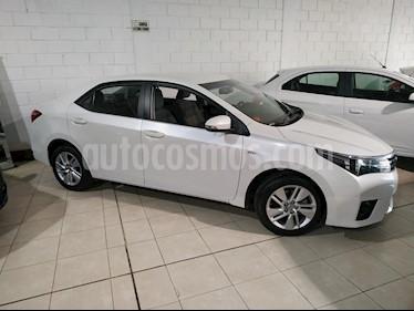 Foto venta Auto usado Toyota Corolla 1.8 XEi CVT (2015) color Blanco precio $595.000