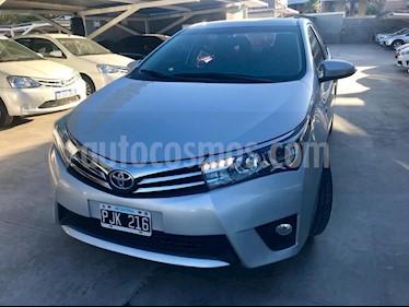 Foto venta Auto usado Toyota Corolla 1.8 XEi CVT (2015) color Gris Claro precio $770.000