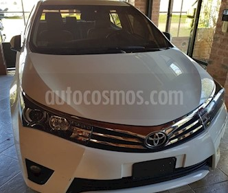Foto venta Auto usado Toyota Corolla 1.8 XEi Pack Aut 2016-2017 (2016) color Blanco Perla precio $628.000