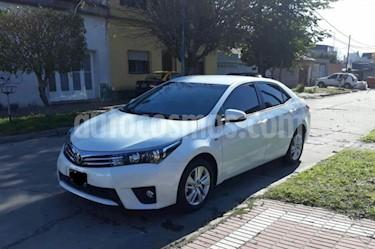 Foto venta Auto usado Toyota Corolla 1.8 XEi Pack Aut (2015) color Blanco precio $600.000