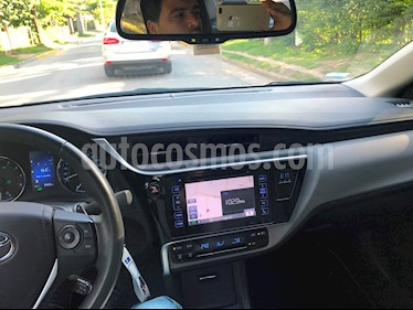 Foto venta Auto usado Toyota Corolla 1.8 XEi Pack Aut  (2017) color Blanco Perla precio $795.000