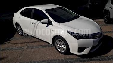 Foto venta Auto usado Toyota Corolla 1.8 XEi Pack CVT (2015) color Blanco precio $365.000