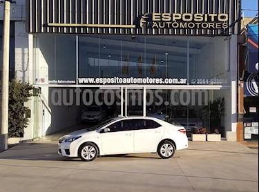Foto venta Auto usado Toyota Corolla 1.8 XEi Pack CVT (2015) color Blanco precio $620.000