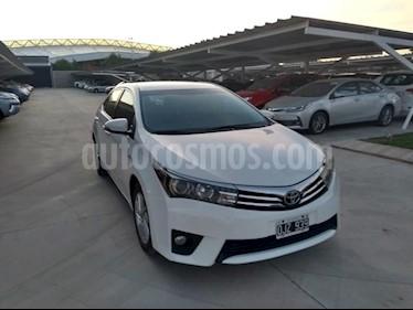 Foto venta Auto usado Toyota Corolla 1.8 XEi Pack CVT (2015) color Blanco precio $589.000