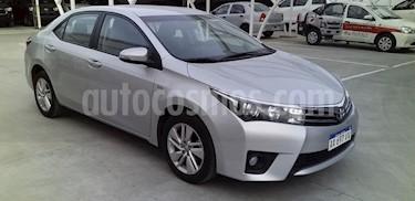 Foto venta Auto usado Toyota Corolla 1.8 XEi Pack CVT (2016) color Gris Claro precio $690.000