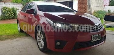 Foto venta Auto usado Toyota Corolla 1.8 XEi Pack CVT (2015) color Rojo precio $558.000