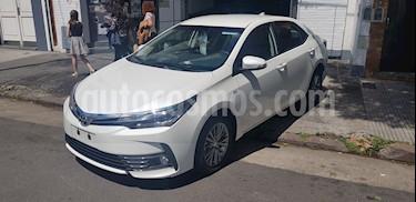 Toyota Corolla 1.8 XEi Pack CVT usado (2019) color Blanco precio $1.390.000