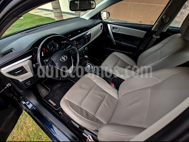 Foto venta Auto usado Toyota Corolla 1.8 XEi Pack CVT (2017) color Azul precio $660.000