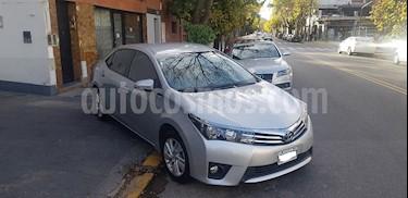 Foto venta Auto usado Toyota Corolla 1.8 XEi Pack (2014) color Gris Plata  precio $469.000