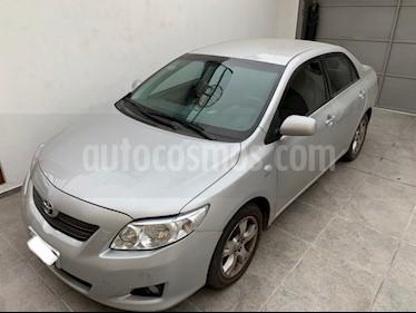 Foto venta Auto usado Toyota Corolla 1.8 XEi Pack (2008) color Plata precio $250.000