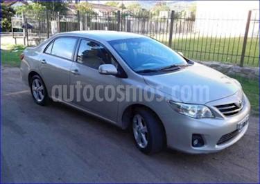 Foto Toyota Corolla 1.8 XEi Pack usado (2013) color Gris Plata  precio $390.000