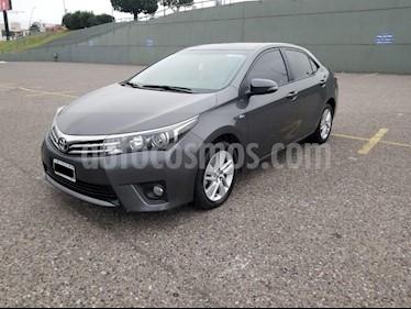 Foto venta Auto usado Toyota Corolla 1.8 XEi (2014) color Gris Oscuro precio $480.000