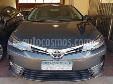 Foto venta Auto usado Toyota Corolla 1.8 XEi (2018) color Gris Oscuro precio $735.000