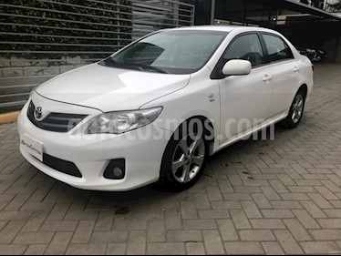 Foto venta Auto usado Toyota Corolla 1.8 XEi (2013) color Blanco precio $380.000