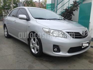 Foto venta Auto usado Toyota Corolla 1.8 XEi (2012) color Gris Claro precio $410.000