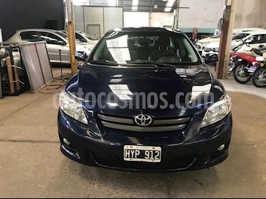 Foto venta Auto usado Toyota Corolla 1.8 XEi (2009) color Azul precio $255.000